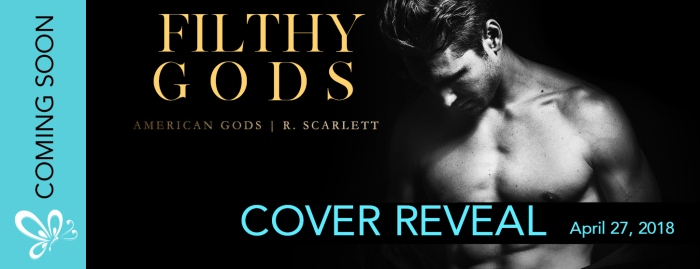 COVER REVEAL BANNER Filthy Gods