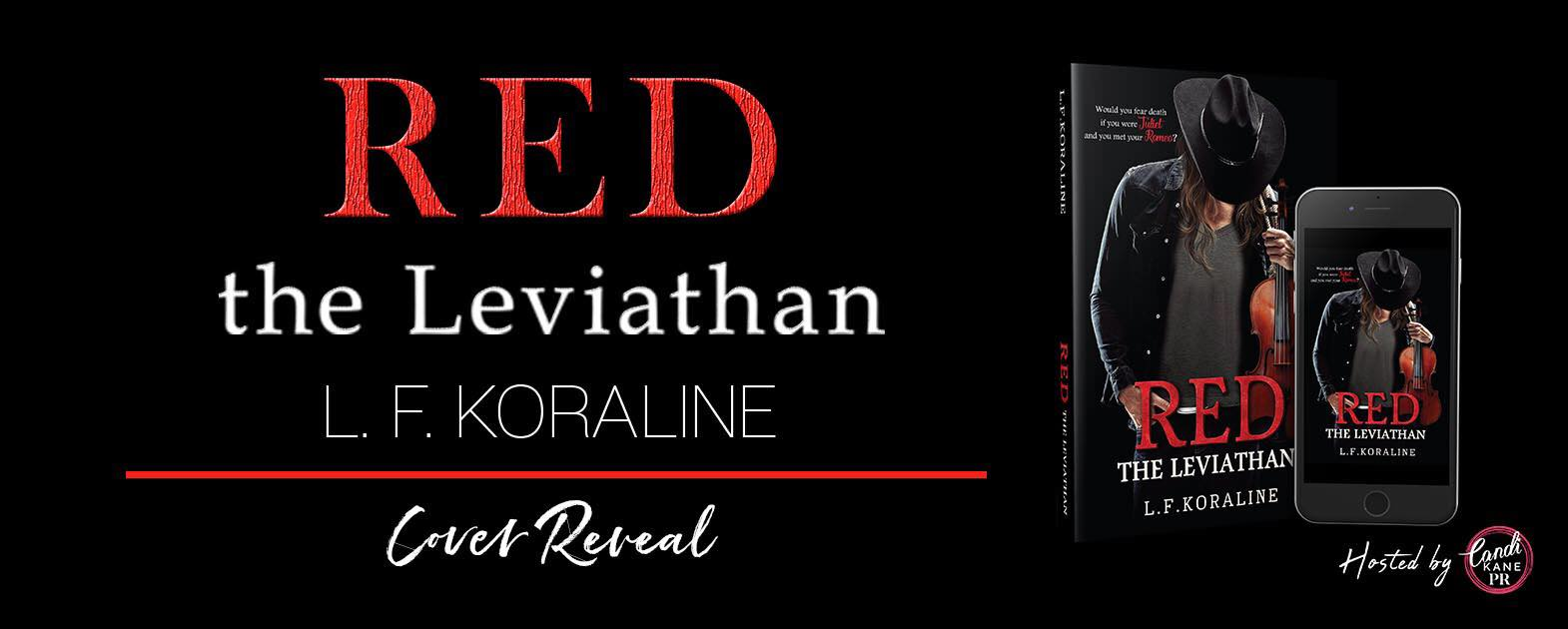 Red Leviathan Cover Reveal